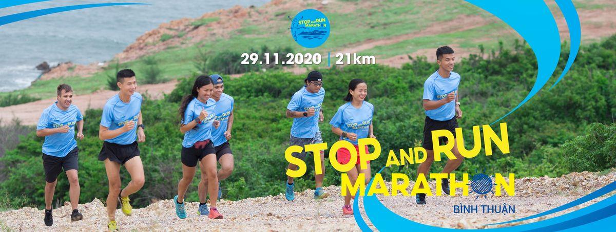 Stop And Run Marathon