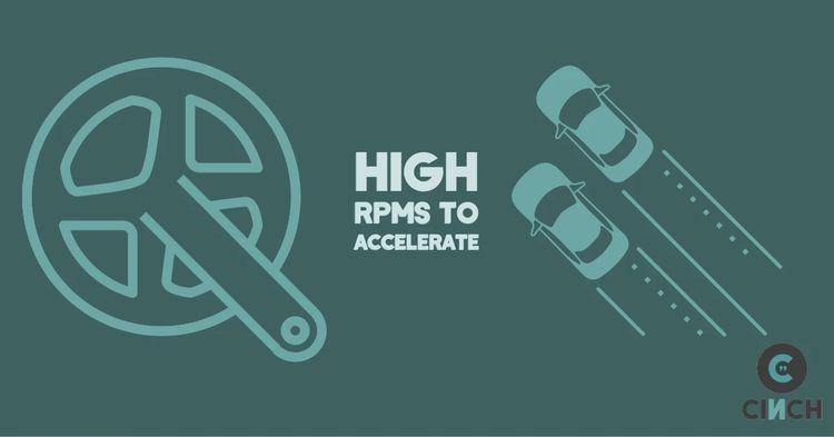 high cadence cycling meme graphic