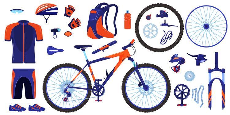 tri cycling gear