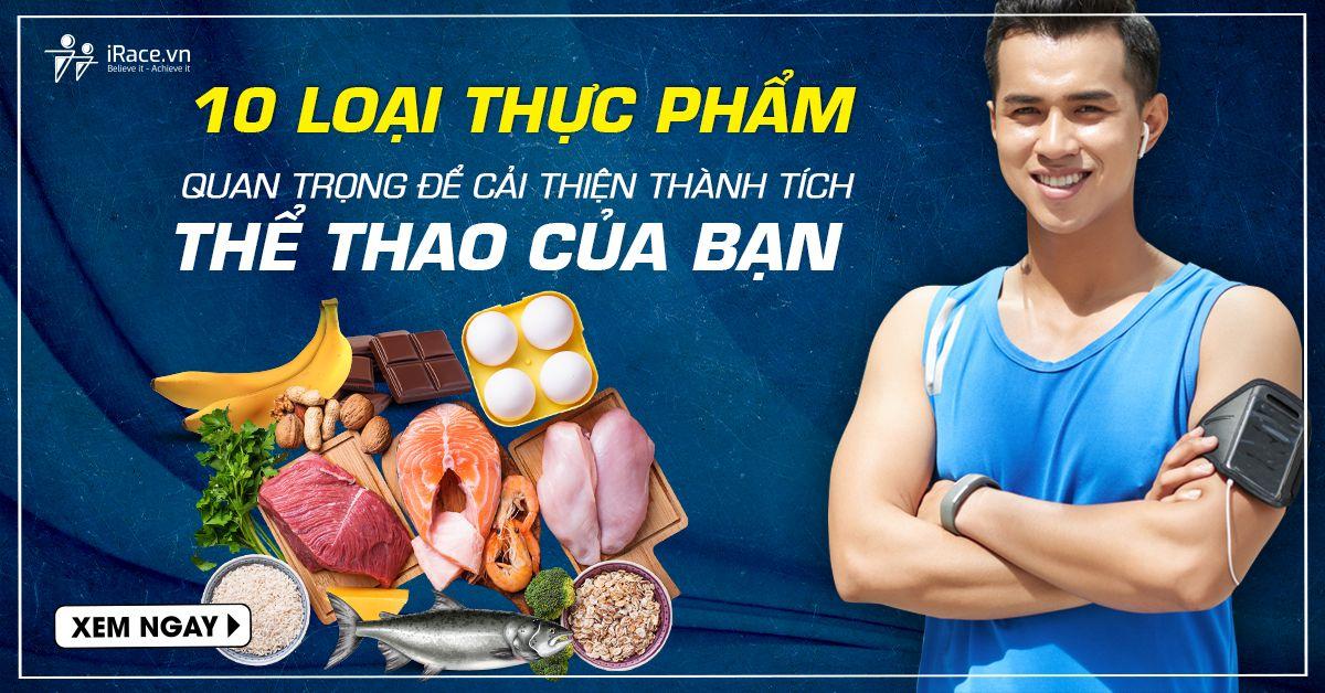 10 loai thuc pham tang hieu suat the thao