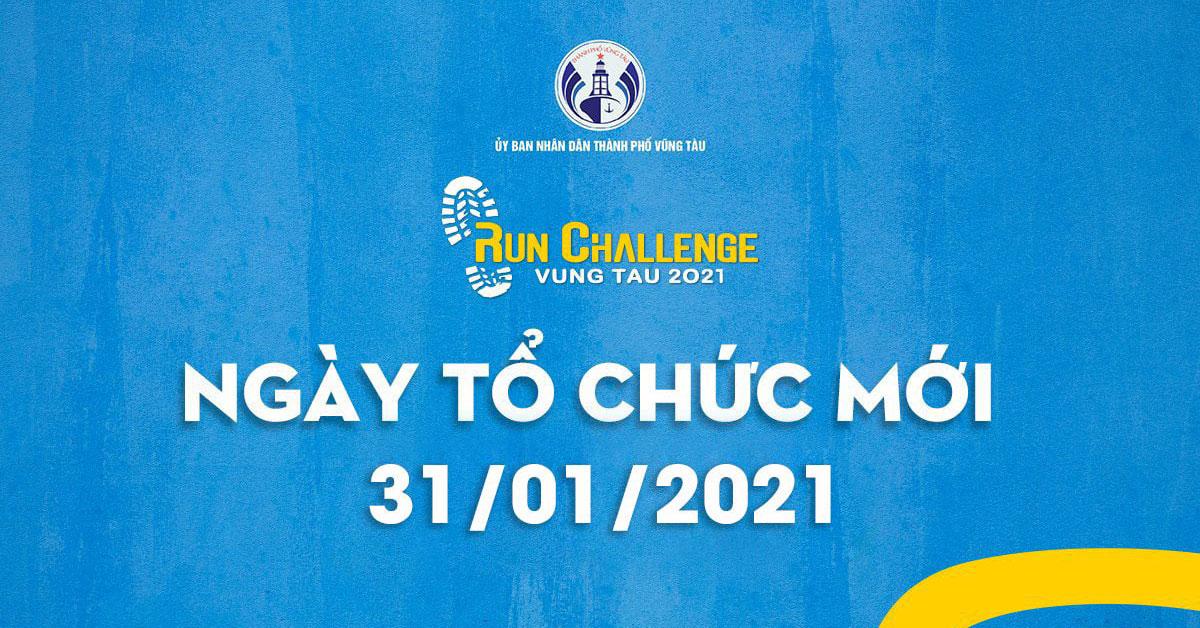 Vung Tau Run Challenge 2021
