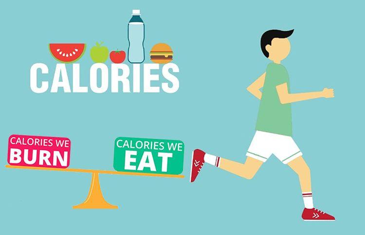 calories burn