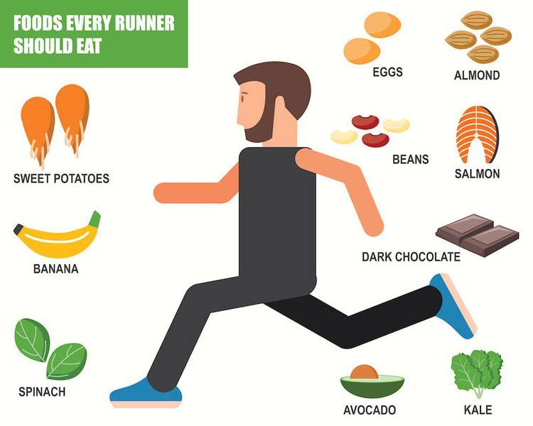 food for runner