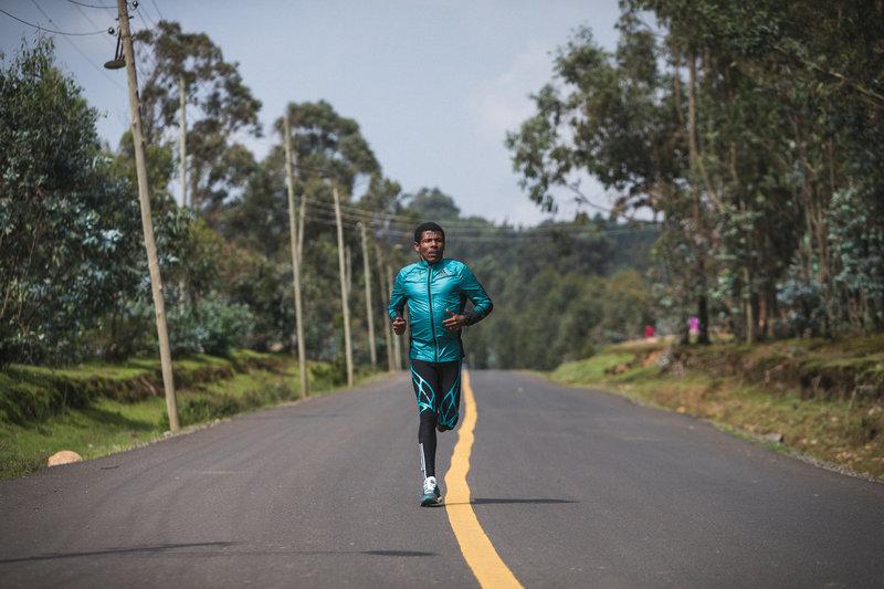 Haile Gebrselassie loi khuyen chay marathon 2