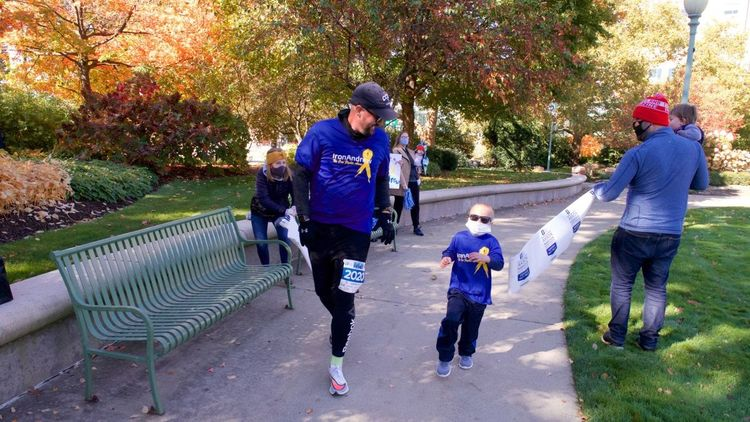 Kolt Codner marathon 2