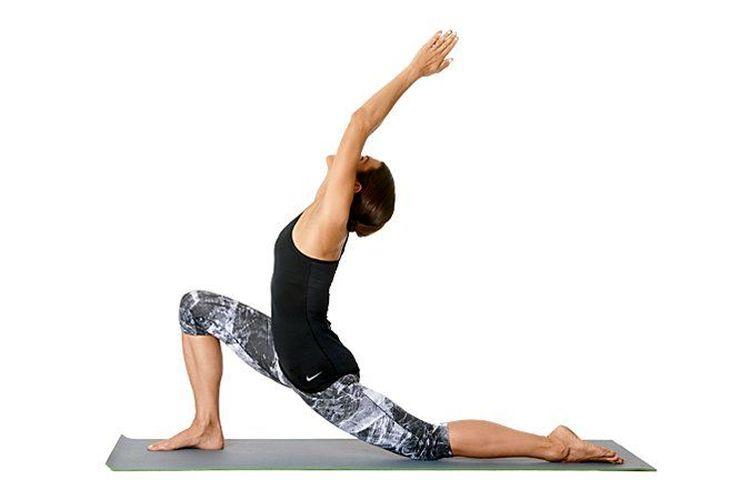 lowlunge yoga