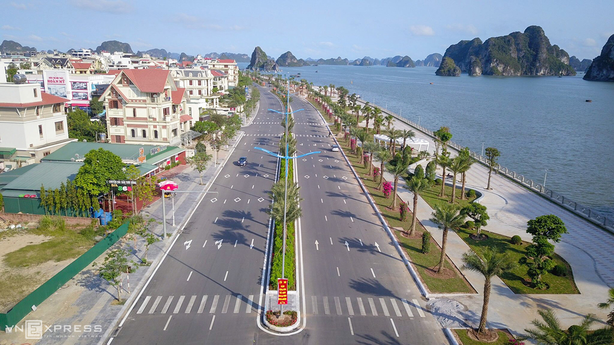 VnExpress Marathon Amazing Halong 2021