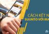 Hướng dẫn kết nối iRace và đồng hồ thông minh Suunto