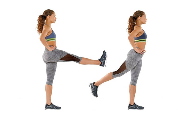 hip swing combined
