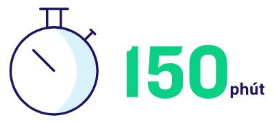 150 phút/tuần
