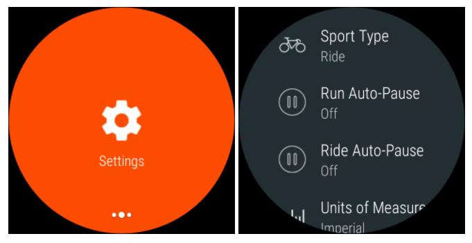 Cách đồng bộ dữ liệu lên Strava trên các đồng hồ thông minh chạy Wear OS