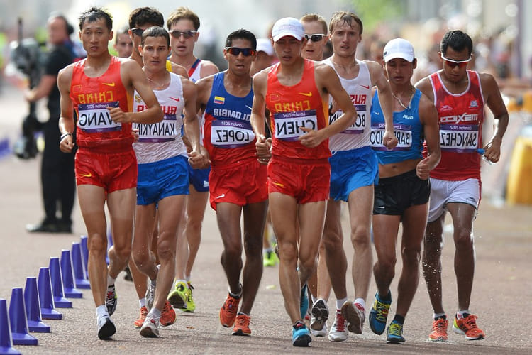 Olympic Racewalking